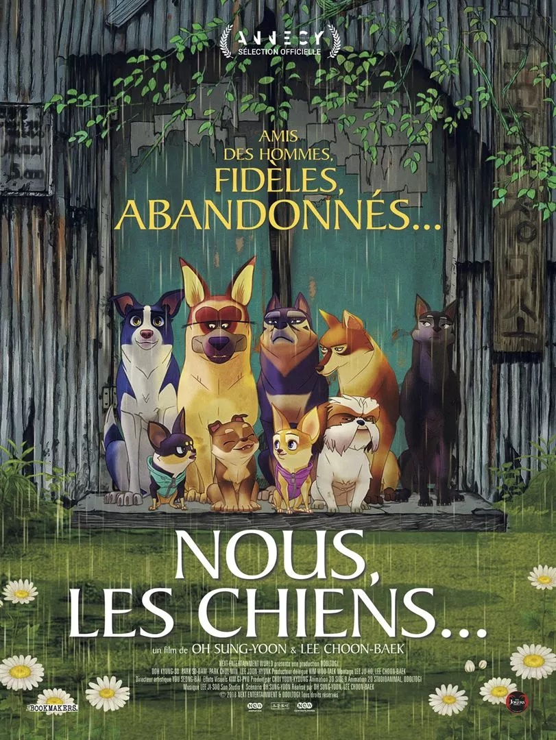 Nous, Les Chiens TRUEFRENCH WEBRIP MD 2020
