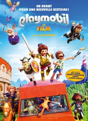 Playmobil, Le Film FRENCH DVDRIP 2019