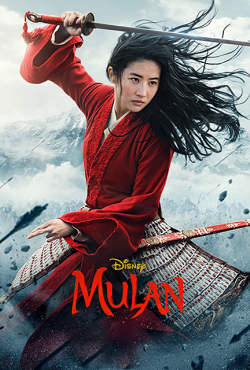 Mulan FRENCH WEBRIP 720p 2020